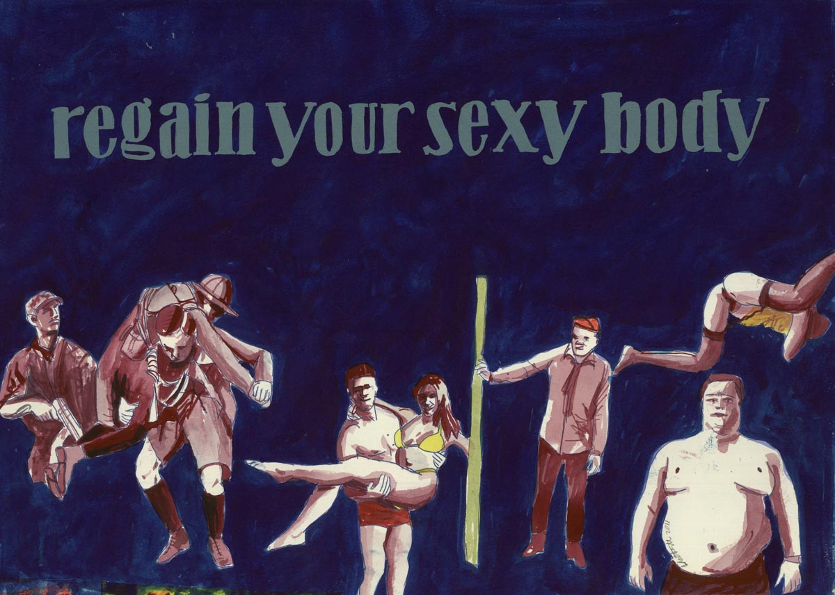 Regain Your Sexy  Body
